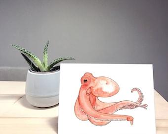 Octopus Card (Birthday, Anniversary, Gift)