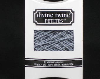 Gray Twine - 20 yards Gray Bakers Twine