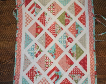 Baby Quilt Car Seat Cover