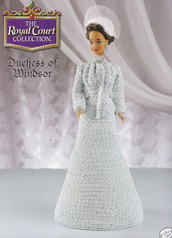 Herzogin von Windsor Annie ist Attic königlichen Gericht Mode