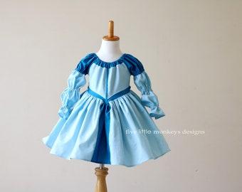 Swan Princess - Odette- Swan Princess Costume - Swan Princess Dress - Odette Costume