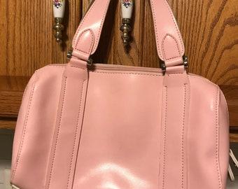 Mondani New York Pink Leather Purse