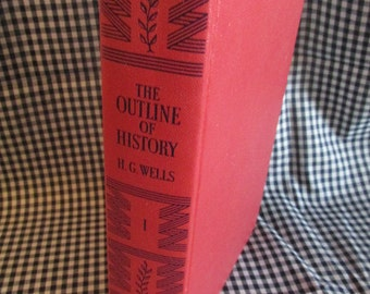 The Outline of History, Vol. I, by H.G. Wells