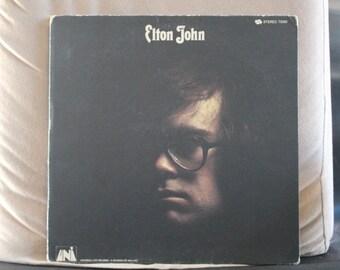 Elton John - Elton John - vinyl record