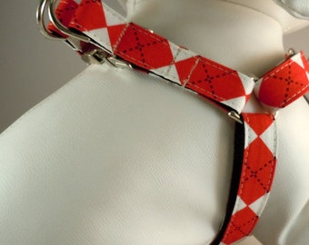 Dog Harness - Traditional or Step-In - Pick Any Fabric in Shop