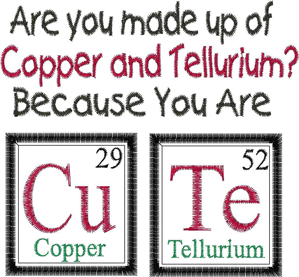 Periodic table joke design cute zoom urtaz Image collections