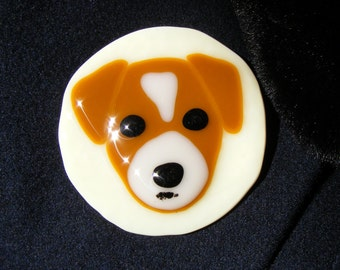 Jack Russel Pin/Brooch