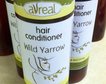 Wild Yarrow Conditioner Peg Phthalate Silicone Free