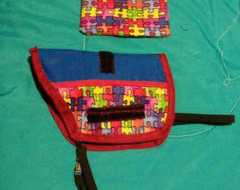 Add a matching treat bag to my vest order!!