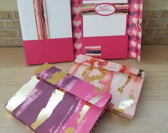 Note Cards in Box