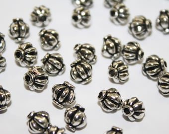 Bead Spacers - 100ct - 5x5 mm - #170
