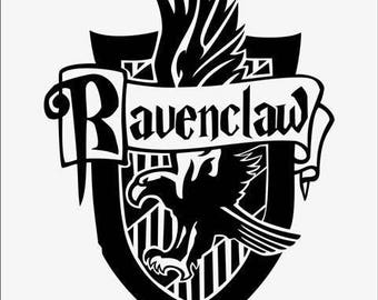 Ravenclaw Harry Potter Logo Vinyl Decal Sticker