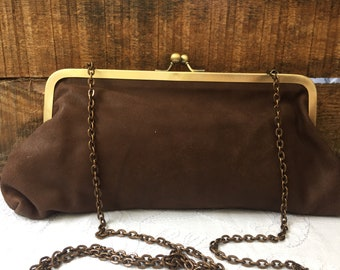 Vintage style pouch
