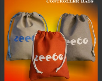 Zeebo pull string controller bags