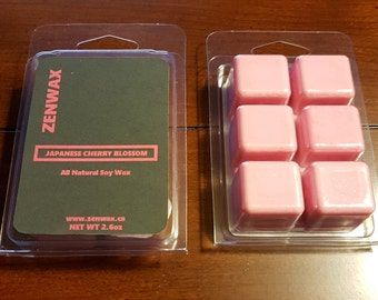 Japanese Cherry Blossom Natural Soy Wax Melt