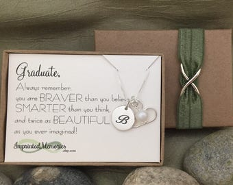 Gift for GRADUATE - Class of 2018 - Graduation Gift High School Graduation gift for her College Graduation gift for her Daughter Gradaution