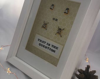 To bee or not to bee frame