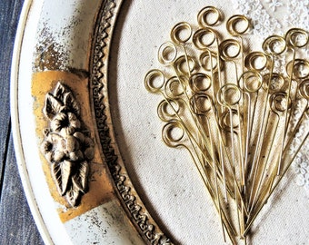 SPIRAL WIRE CARD Holder Long Gold Table Number Holders Wedding Swirl Round Stems Picks Photo Flat Card Holder Bulk Sign Menu Cake Topper