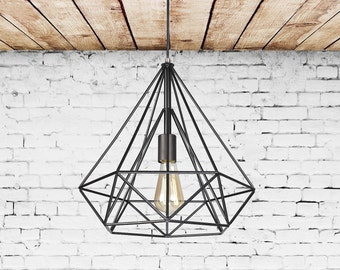 industrial lighting etsy