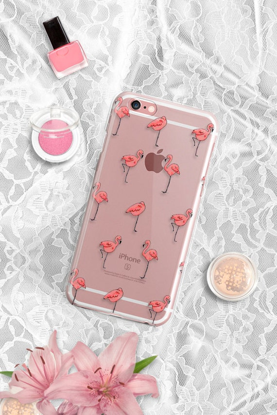 samsung s6 phone case flamingo