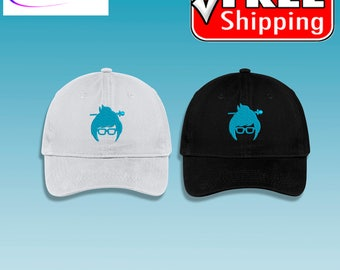 Overwatch Over Watch Mei Bae Gamer Embroidered Cap by Tori's World