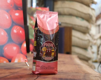 Pink Mellow Roasted/Ground Coffee 250grm