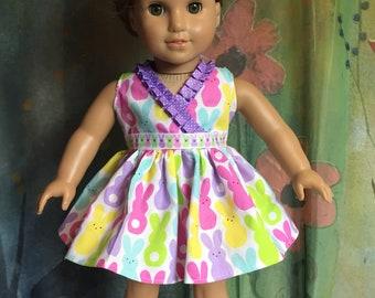 American Girl 'Peeps' Easter Dress