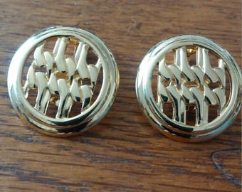 Monet Clip Earrings