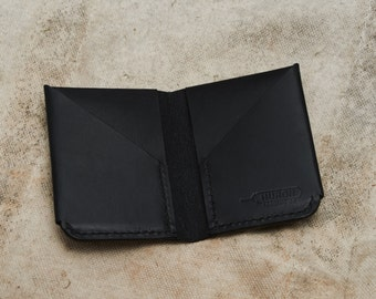 The Mason Leather Wallet Huron Trading Company