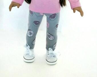 Handmade Doll Leggings,