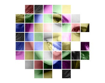 Grid Effect Photoshop Actions