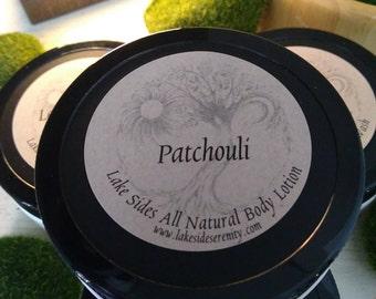 Patchouli Body Lotion