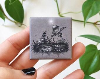 Mossy Pin