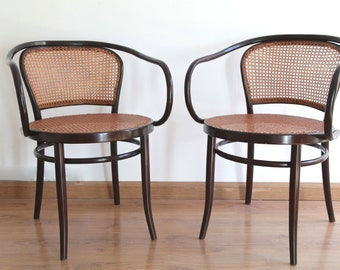 Wonderful SOLD OUT   Thonet Style Chairs, Set Of Two Bentwood Chairs, Classic Chairs,