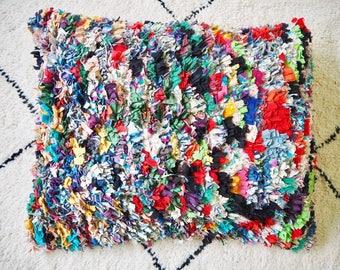 Boucharouite floor cushion - 2 80x65cm