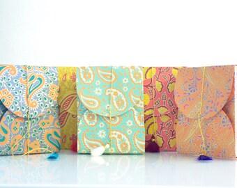 Flat Gift box with Tassel, Wedding Favor Boxes, Indian Wedding Favor boxes, Ramadan gift, Eid Gift box, Eid decor, Tassel gift box