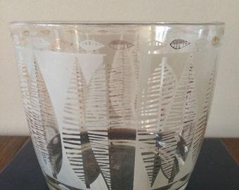 Vintage ice bucket 1960s Retro...Rare Design