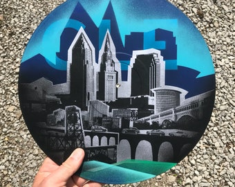Cleveland Art on Vinyl Records no. 20