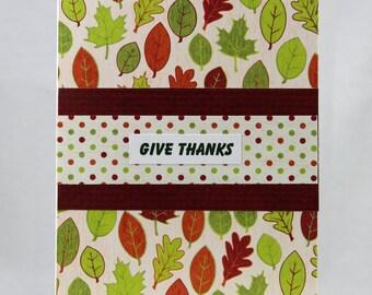 Thanksgiving Greeting Card 4