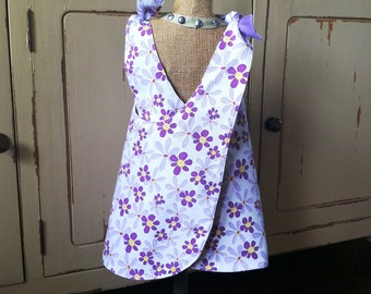 Pinafore Pattern - Reversible - Baby Toddler Children
