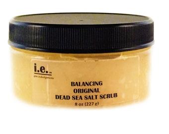 Balancing Dead Sea Salt Scrub