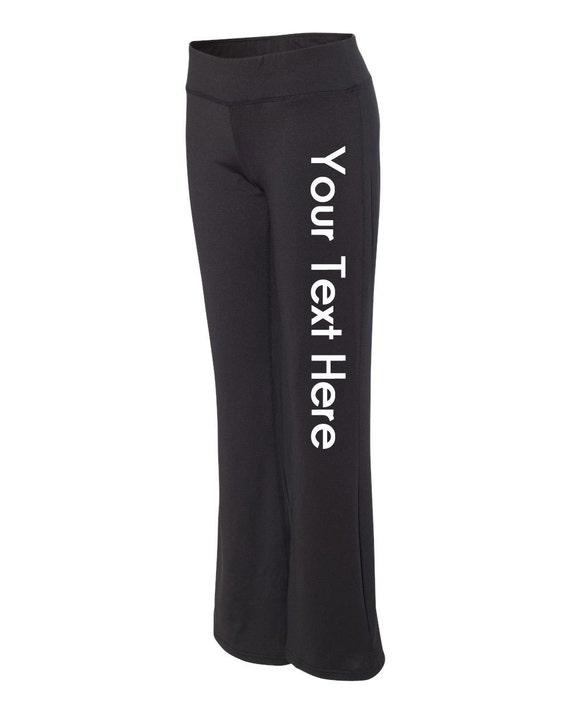 Custom Made Badger Women's Yoga Travel Pants 4218