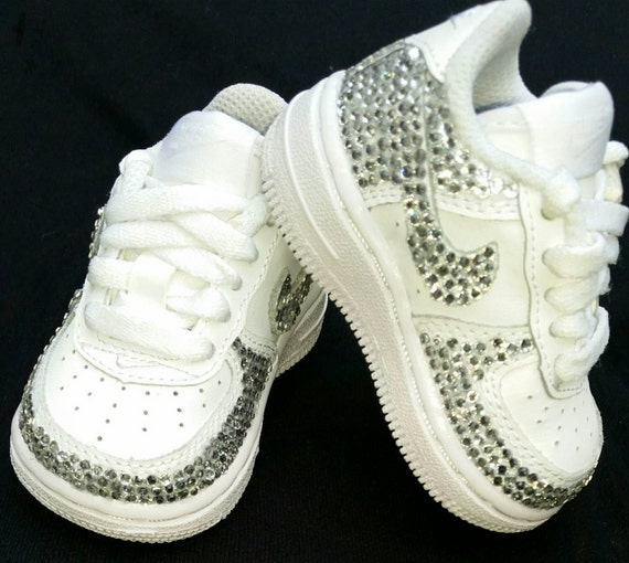 Bedazzled Nike Tennis Shoes