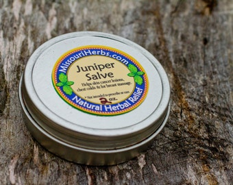 Juniper Salve 2 oz.
