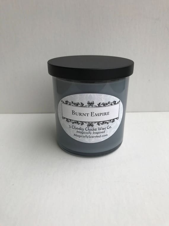 Burnt Empire Candle