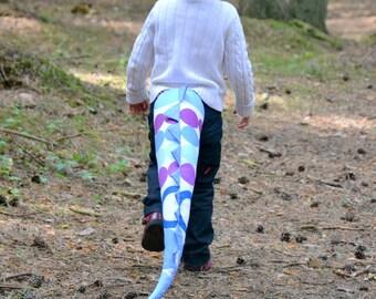 Kids halloween costume/ Dinosaur tail/ Kids costume/ Costumes for boys/ Dino tail/ Dragon tail/ Kids tail/ Children costume/ Halloween party