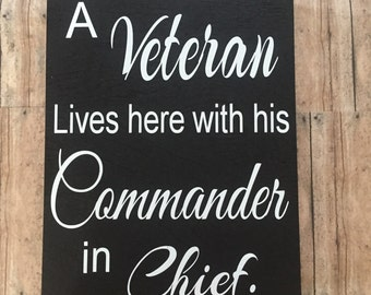 Incroyable Veteran, Soldiers Home, Gifts For Army Wife, Military Retirement Gift,  Military Spouse