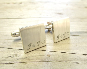 cufflinks wedding cufflinks wedding gift gift for groom anniversary gift love gift