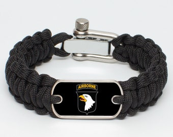 Tough Bands® Standard Survival Bracelet - Airbone