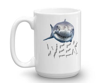 Shark Week Lover Mug
